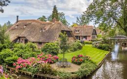 10 thị trấn lãng mạn nhất châu Âu không thể bỏ qua