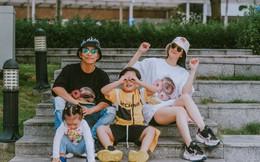 Vợ chồng Khánh Thi 'phơi bày' cuộc sống gia đình trên Youtube