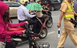 Xe máy điện không đăng ký bị phạt tiền