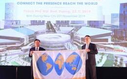 Bình Dương công bố dự án Trung tâm thương mại thế giới