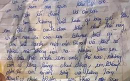 Vụ người mẹ ôm 2 con nhảy cầu: Lá thư tuyệt mệnh của mẹ trẻ viết gì?