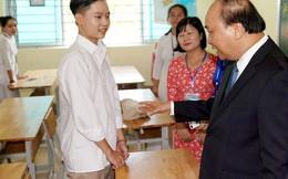 Thủ tướng: Dạy chữ, dạy người rất quan trọng trong thời kỳ hội nhập