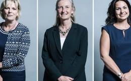 3 nữ nghị sỹ Anh rời bỏ Đảng Bảo thủ cầm quyền liên quan Brexit