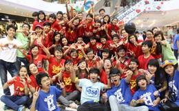 3 hoạt động xã hội đầy ý nghĩa của 600 sinh viên Thủ đô