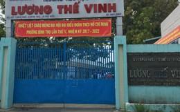 TPHCM: Bé trai 8 tuổi bất ngờ tử vong tại trường