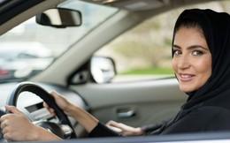 Saudi Arabia chính thức cho phép phụ nữ được lái xe trên đường phố