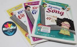 Bộ 3 cuốn sách rèn luyện kỹ năng sống cho trẻ giá khởi điểm 70.000 đồng