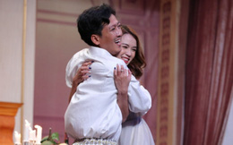 """Trường Giang ôm ấp hot girl Sam trong """"Ơn giời"""""""