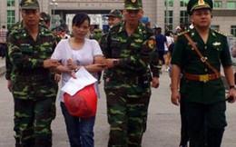 """Trung Quốc trao trả nữ quái bị truy nã đặc biệt tội """"mua bán phụ nữ"""""""