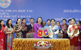 Hội LHPN Việt Nam thúc đẩy các hoạt động hợp tác qua biên giới