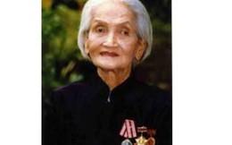 Lão thành Cách mạng Phạm Thị Trinh từ trần ở tuổi 105