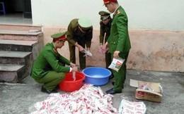 Quảng Nam: Phát hiện tụ điểm sản xuất mỳ chính giả số lượng lớn