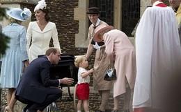Cách dạy con của vợ chồng Hoàng tử William khiến nhiều người thán phục