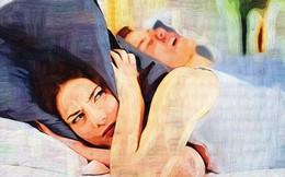 Chồng đi vắng, vợ mừng vì được ăn ngon, ngủ kỹ