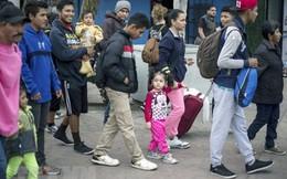 Lầu Năm Góc nhất trí cung cấp nơi tạm trú cho 20.000 trẻ di cư