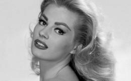 Cựu Hoa hậu Thụy Điển vô gia cư khi về già