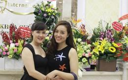 Vân Dung thân thiết bạn gái kém 15 tuổi của Công Lý