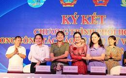 Hội LHPN Đồng Nai ký kết chương trình phối hợp bảo vệ phụ nữ, trẻ em