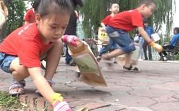 Dạy con bảo vệ môi trường từ những việc nhỏ