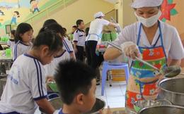 Thái Bình: Nhiều bếp ăn trường học lưu mẫu thực phẩm chưa đúng quy định