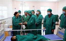 Thăm hỏi gia đình các nạn nhân vụ án mạng tại Thái Nguyên