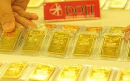 Giá vàng giảm sâu, rời xa mốc 37 triệu đồng/lượng