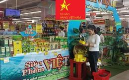 Hàng Việt Nam chiếm tỷ lệ áp đảo tại các hệ thống siêu thị