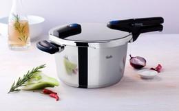 Chọn nồi áp suất nấu cháo, súp khi nhà có trẻ nhỏ