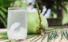 Công dụng tuyệt vời của nước dừa với sức khỏe