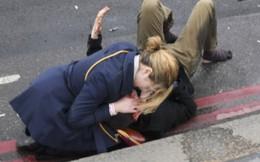 Nổ súng, lao xe vào người đi bộ ngoài nhà Quốc hội Anh