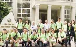 15 thanh niên khởi nghiệp xuất sắc Đài Loan giao lưu tại Việt Nam