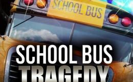 Lật xe buýt ở Mỹ: 29 trẻ em thương vong