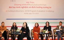 Doanh nghiệp nữ tận dụng công nghệ để phát triển và hội nhập