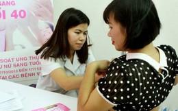 Bệnh viện Chợ Rẫy tầm soát ung thư vú miễn phí cho 100 phụ nữ