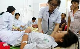 Dịch sốt xuất huyết đang vào đỉnh, số bệnh nhân sẽ còn tiếp tục tăng
