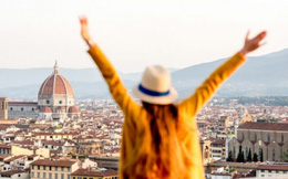 Florence - thiên đường nghệ thuật của Italy