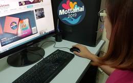 Kết quả tháng thứ 2 đấu giá online đồ ủng hộ Mottainai 2019