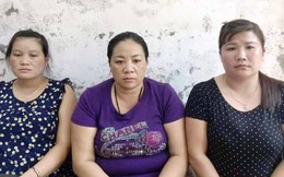 Khởi tố 3 đối tượng chuyên lừa bán phụ nữ sang Trung Quốc