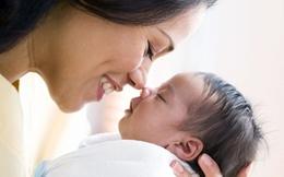 Tận hưởng trọn vẹn hạnh phúc lần đầu mang thai, chăm con