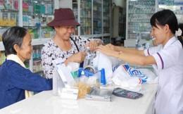 Siêu thị được bán các loại thuốc thông thường