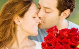 Ngọt lịm môi hôn
