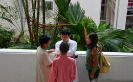 Cô gái Hà Tĩnh tìm được nụ cười sau 20 năm mang bướu máu
