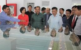 Đoàn đại biểu Đảng Nhân dân cách mạng Lào thăm Công ty Vinamilk