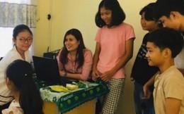 Đà Nẵng: Cô Phó hiệu trưởng mở lớp dạy kỹ năng sống miễn phí cho học sinh