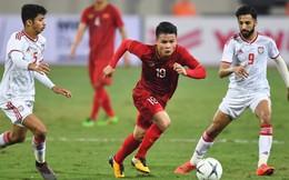 Nhìn từ chiến thắng UAE: Nền tảng thể lực-bệ phóng cho đội tuyển Việt Nam bay cao