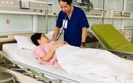 Thai phụ mang song thai 14 tuần bị vỡ tử cung