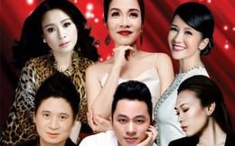 6 ngôi sao hội tụ trong đêm nhạc 'Người tình'