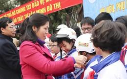 Phụ nữ Thủ đô hưởng ứng năm 'An toàn cho phụ nữ và trẻ em gái' 2019
