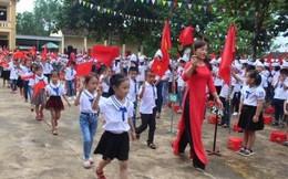 Hàng vạn học sinh Hà Tĩnh lỡ hẹn với ngày khai giảng