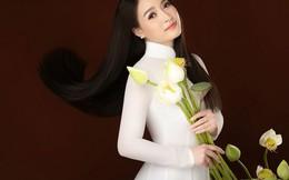 Ca sĩ Đinh Trang mang 'Bài ca hy vọng' lên Mù Căng Chải bạt ngàn